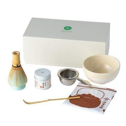 Ippodo Tea - Matcha Starter Kit 6