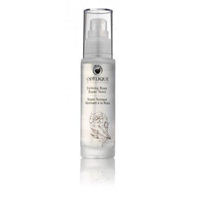 Natural Face Toner - Odylique Calming Rose Super Tonic (1.69 fl.oz.)