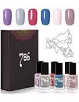 786 Cosmetics Asia-Inspired Nail Polish Gift Box - 6 Nail Polishes