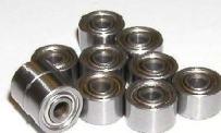 10 Bearing 604ZZ 4x12 Shielded 4x12x4 Miniature Ball Bearings