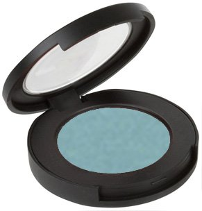 Mineral Eyeshadow - Rich Aqua #196 - Formulation and Foundation of Natural Minerals/Powder - Shades/Magic Finish to Apply and Grace Your Face. By Jill Kirsh Color, Hollywood's Guru of Hue