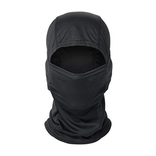 HamLen Headwear Balaclava Face Mask UV Protection for Men Women Ski Sun Hood Tactical Cycling Sports Masks