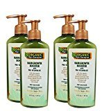 Organic Hair Energizer Hair Booster (6 oz (4 Pack))