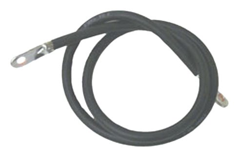 Sierra BC88563 Battery Cable With Terminals - 6' Red, 2 Gauge