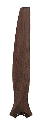 "Fanimation B6720WK, Whiskey Spitfire Blade: 30"" Carved Wood, 3, 0"