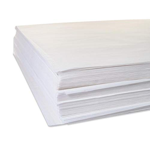 """PurePressure Premium Multi-use Extraction Parchment Paper Sheets - 1000 Count - 35lb Paper Weight - Pre-Cut Sheets - 16-3/8"""" x 24-3/8"""""""