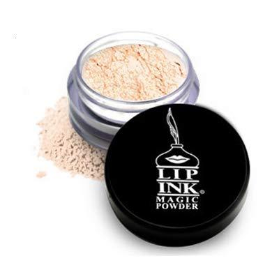 LIP INK Brilliant Magic Makeup Powder - Honey | Natural & Organic Makeup for Women by Lip Ink International | 100% Organic, Kosher, Vegan
