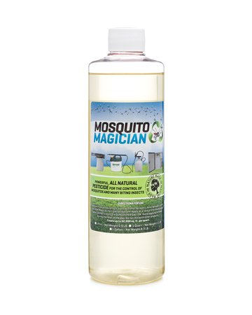 Mosquito Magician Natural Mosquito Killer and Repellent Concentrate (Pint)