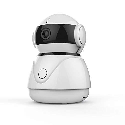 Seculink 1080P Home IP Camera Pan/Tilt Night Vision Motion Detection Alarm 2-Way Audio WiFi Wireless Video Monitoring Remote Control P2P Baby/Elder/Pet/Nanny Monitor White