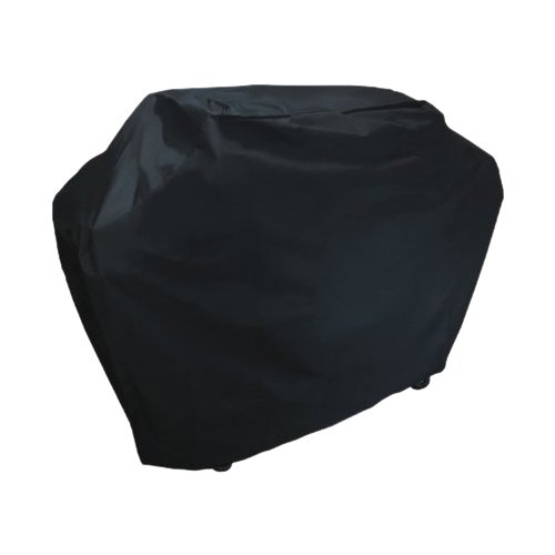KHOMO GEAR - PANTHER Series - Black Waterproof Heavy Duty BBQ Grill Cover - XX-Large 72 x 26 x 51 - Different Sizes Available - Compatible with Weber (Genesis), Holland, Jenn Air, Brinkmann, Char Broil, Kenmore and More