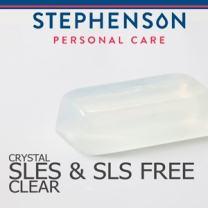 Melt & Pour Soap Base (25lb Block, Clear SLES & SLS Free)