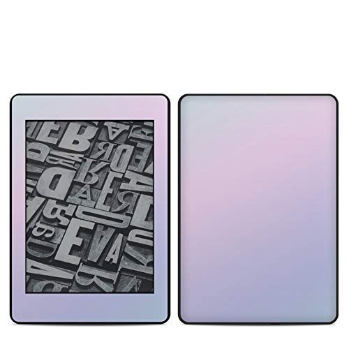 Cotton Candy Amazon Kindle Paperwhite 2018 Full Vinyl Decal - No Goo Wrap, Easy to Apply Durable Pro
