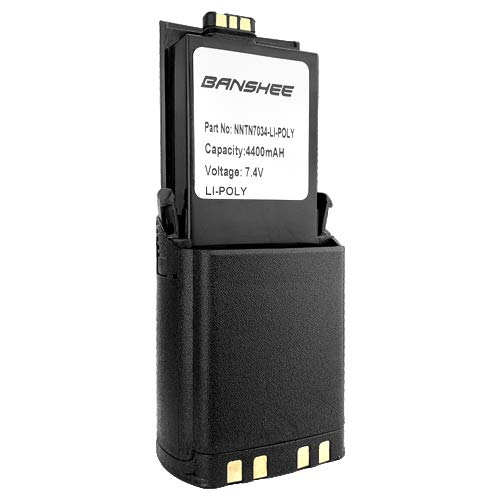 Replacement Battery for Motorola APX 6000 APX 7000 APX 8000 SRX 2200 Series