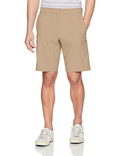Callaway Mens Stretch Solid Short with Active Waistband