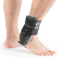 NEO G Ankle Brace with Gel Pad - Left - Medical Grade Quality, Gel Therapy Helps Protect Ankle, Support & stabilize Injured, Arthritic Ankles, strains, sprains, Instability - ONE Size Unisex Brace