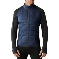 Smartwool Men's Corbet 120 Jacket, Black, 2XL