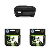 HP OfficeJet 3830 Printer and XL Ink Bundle