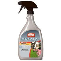 Ortho 490210 Dog and Cat B Gon Dog and Cat Repellent Ready-To-Use Spray, 24-Ounce