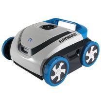Hayward RC3431CU AquaVac 500 Robotic Pool Vacuum (Automatic Pool Cleaner),Gray and Blue