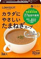 FINE JAPAN Japanese Onion Soup 30g (10g / 3 sachet)