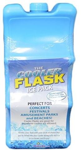 Cooler Flask 20oz Ice Pack Flask by Smuggle Mug (1)