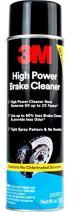 3M High Power Brake Cleaner, 08880, 14 oz Net Wt (Pack of 12)
