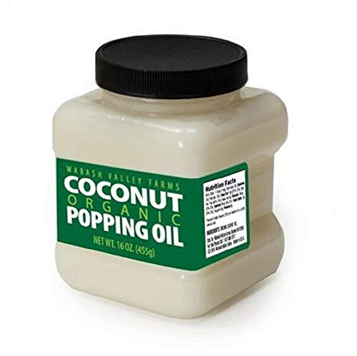 Wabash Valley Farms - Organic Coconut Popping Oil - 16 oz
