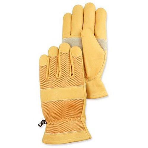 Magid TB557ET Men's Pro Grade Collection Premium Mesh Back Gloves, Medium