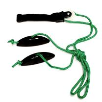 Shoulder Pulley (Web Strap Door Attachment) for Physical Therapy Exercises with Patient Guide