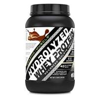 Amazing Muscle Ultra Pure Hydrolyzed Whey Protein Isolate * Supports Lean Muscle Growth & Rapid Recovery (Cookies & Cream)