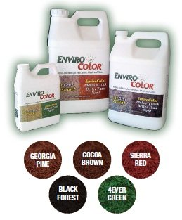 EnviroColor 4EG0032 851612002100 1,000 Sq. Ft. 4EverGreen Grass and Turf Paint, 1250 Square Feet, Green