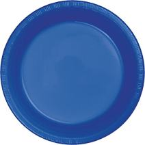 Creative Converting 28314721 Party Supplies, Any, Cobalt