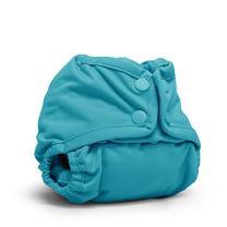 Kanga Care Rumparooz Newborn Reusable Cloth Diaper Cover Snap | Aquarius 4-15 lbs