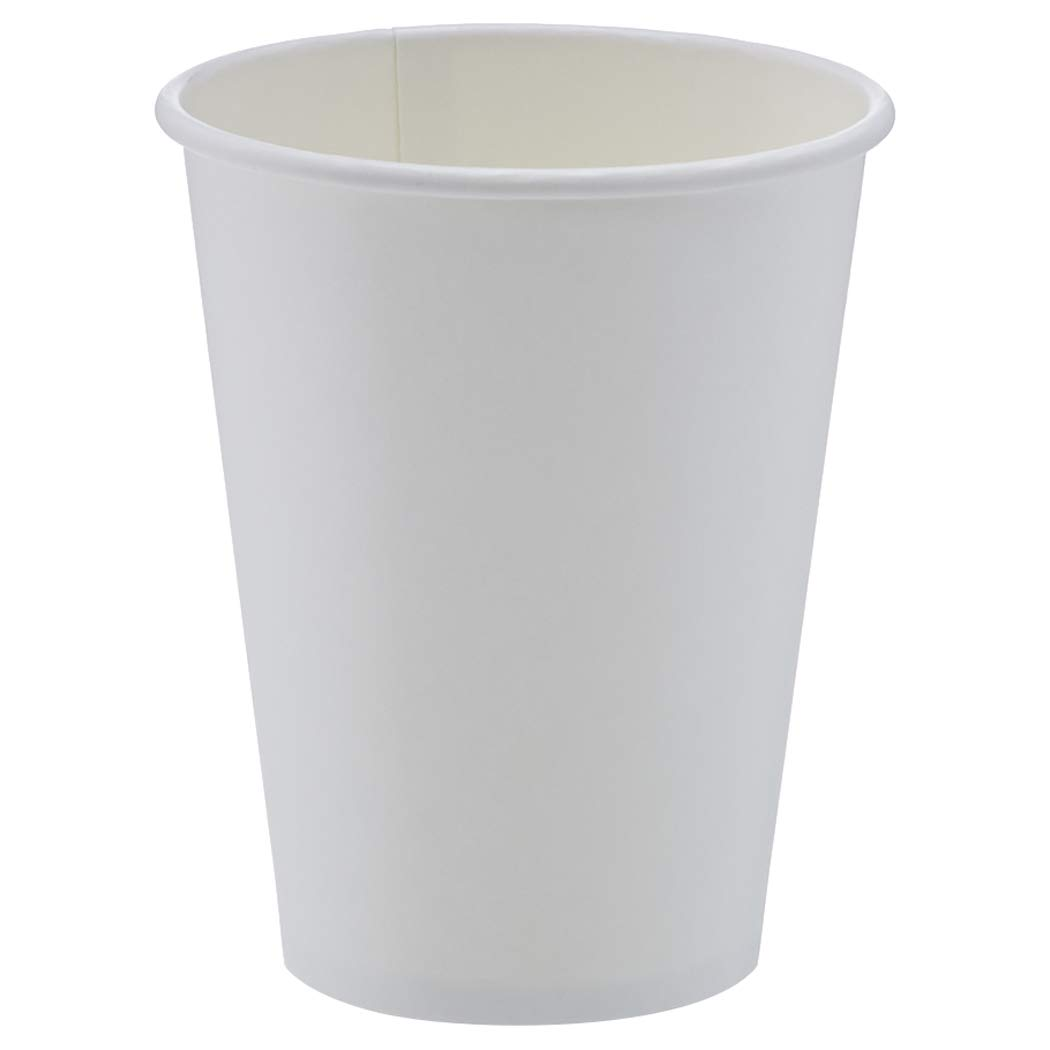 AmazonBasics Compostable 12 oz. Hot Paper Cup, Pack of 250