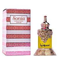 Sonia for Men and Women (Unisex) CPO - Concentrated Perfume Oil (Attar) 15 ML (.5 oz)   Sensual & Soothing   Floral & Woody Accord w/Vanilla, Musk and Amber   Fullness & Vibrancy   by RASASI Perfumes