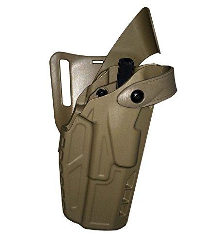 Safariland 7360 7TS ALS/SLS Mid-Ride Level-III Duty Beretta 92 Holster