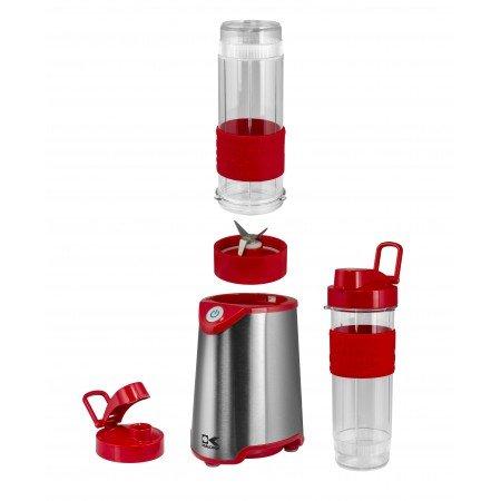 Kalorik Personal Professional Blender, Single Serve BPA-Free Sport Bottle Blender. Blend Shakes, Smoothies, Baby Food and More
