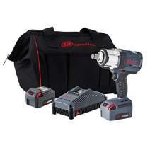 "Ingersoll Rand W7172-K22 3/4"" IQV20 Impact Wrench, 2 Battery Kit"