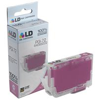 LD Compatible Ink Cartridge Replacement for Canon PGI-72 6408B002 (Photo Magenta)