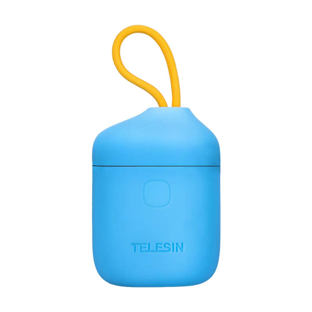 TELESIN allin Box NP-FW50 Camera Batteries Charger Set for Sony A6000 Battery, A6500, A6300, A7, A7II, A7RII, A7SII, A7S, A7S2, A7R, A7R2, A55, A5100 Accessories (Blue allin Box Charger)