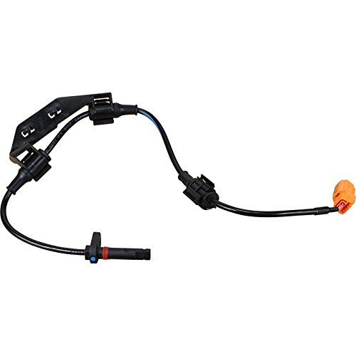 AIP Electronics ABS Anti-Lock Brake Wheel Speed Sensor Compatible Replacement For 2005 Honda Odyssey Right Passenger Rear Passenger Side 57470SFJW01 Oem Fit ABS963