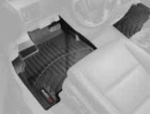 WeatherTech Front FloorLiner for Select Chevrolet/GMC Models (Black)