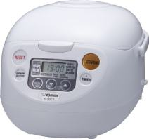 Zojirushi NS-WAC10-WD 5.5-Cup (Uncooked) Micom Rice Cooker and Warmer