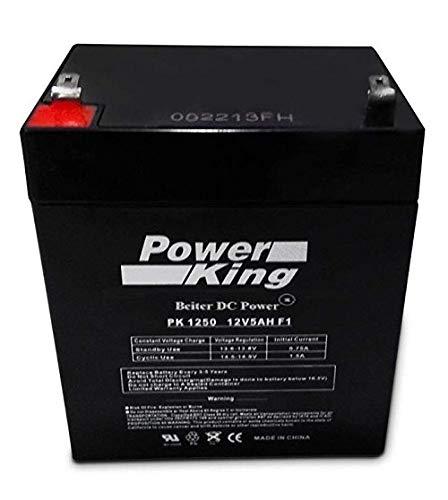 VB5-12 - 12V 5AH Electric Trailer Brakes Breakaway Kit Rechargeable Battery Beiter DC Power