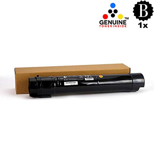 Professor Color ReCoded OEM Toner Cartridge Replacement for Xerox Phaser 7800 High Capacity Black 106R01569