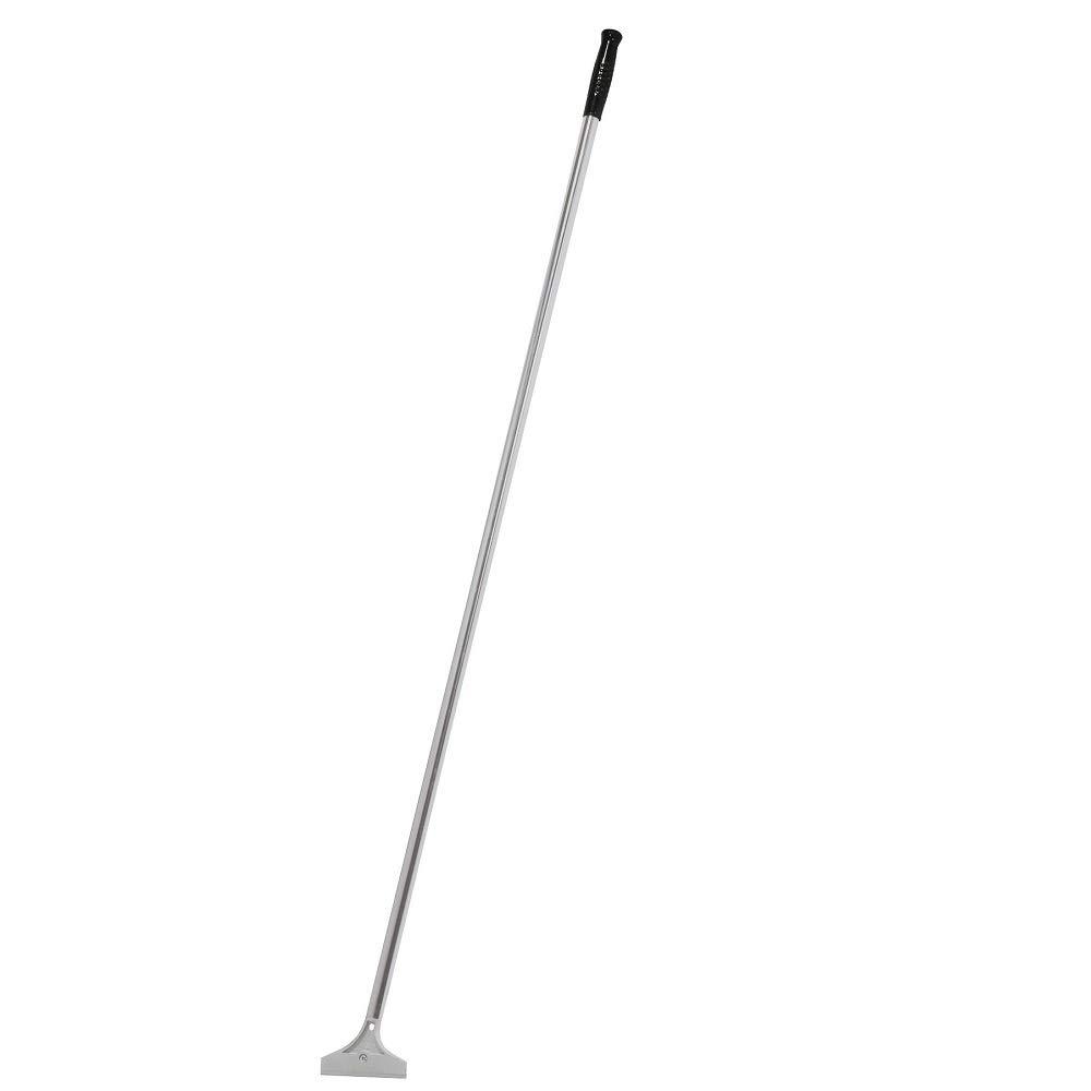 """Warner 4"""" Big Blade Floor Scraper, 48"""" Steel Handle, 693"""