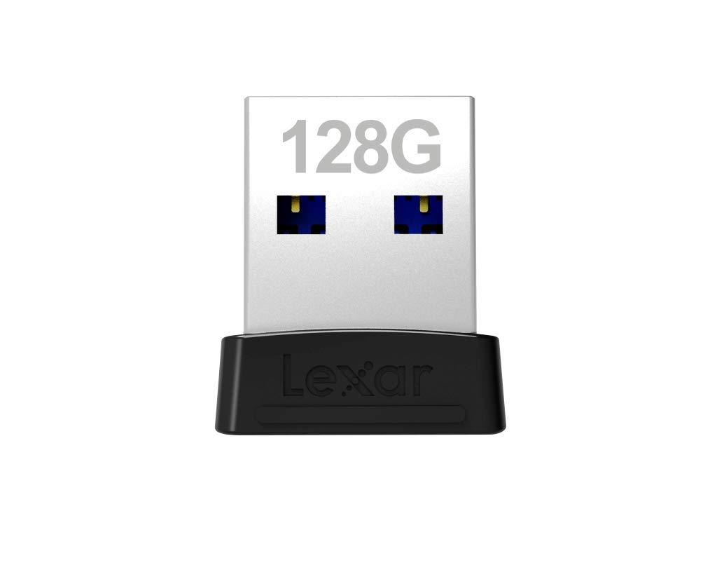 Lexar JumpDrive S47 128GB USB 3.1 Flash Drive (LJDS47-128ABBKNA)