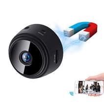 Mini Camera WiFi Wireless Video Camera 1080P HD Small Home Security Surveillance Cameras with 32G SD Card, Portable Tiny Nanny Cam with Night Vision Motion Detection for Car Indoor Outdoor -9