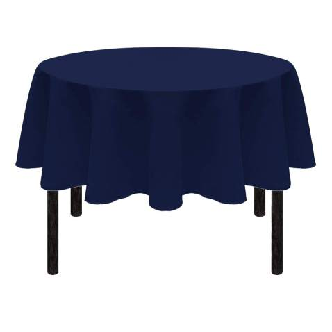 Vedouci 108 Inch Round Tablecloth Table Cloth For Tables In Washable Polyester Great Buffet Parties Holiday Dinner Wedding More