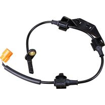 AIP Electronics ABS Anti-Lock Brake Wheel Speed Sensor Compatible Replacement For 2002-2006 Honda CR-V Rear Right Passenger Oem Fit ABS293